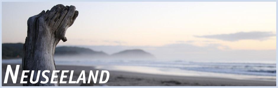 Reisetagebuch Neuseeland