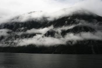 Einfach nur schön diese Wolken ...