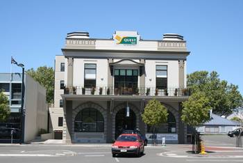 Das »Quest Serviced Apartments« in Napier