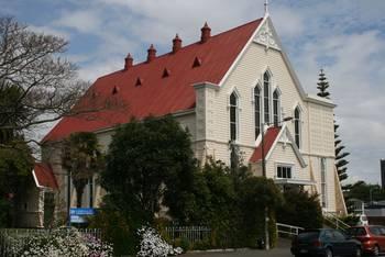 Methodistischen Gemeinde, St Johns in the City von außen