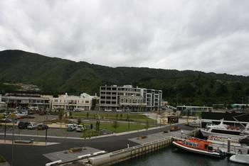 Im Yachthafen von Picton