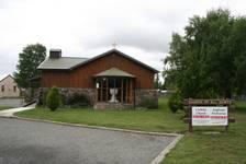 Eine Kirche für alle (Catholic, Anglican, Presbyterian) in Twizel