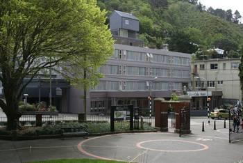 Das Silver Oaks Hotel in Wellington