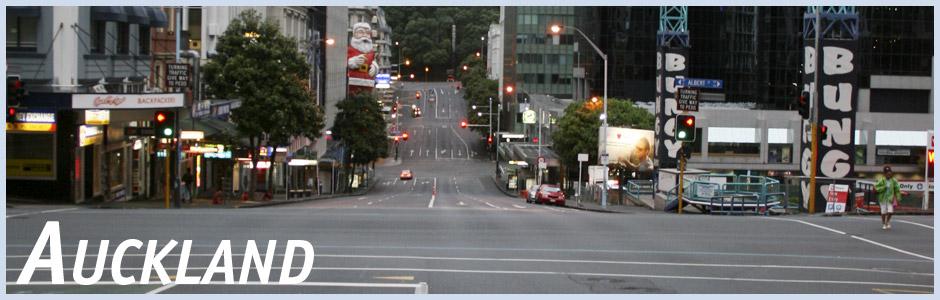 Herzlich willkommen auf meinem Reisetagebuch Auckland in Neuseeland